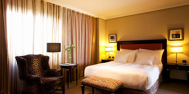 Room Hotel Hesperia Madrid