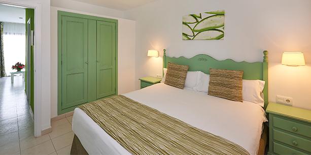 Habitació de l'Hotel Hesperia Bristol Playa