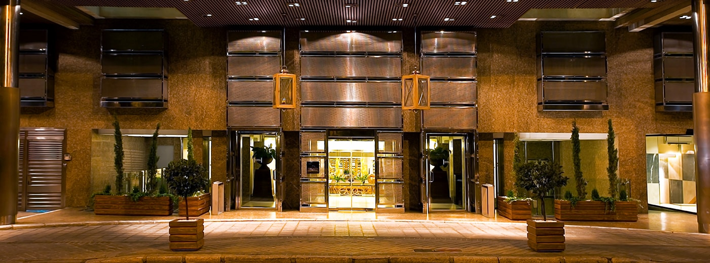 The Hesperia Madrid Hotel