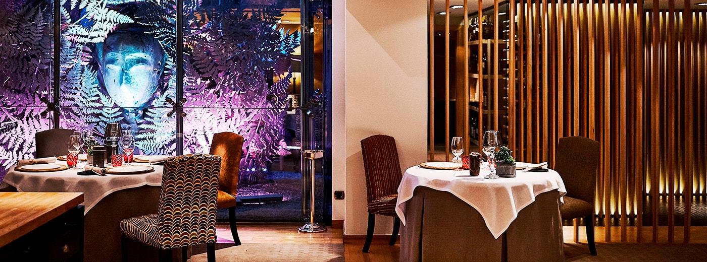 Restaurant Hotel Hesperia Madrid