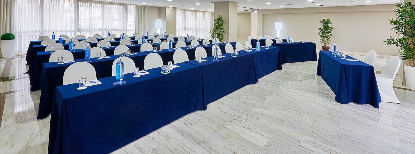 Sala de l'Hotel Hesperia Vigo