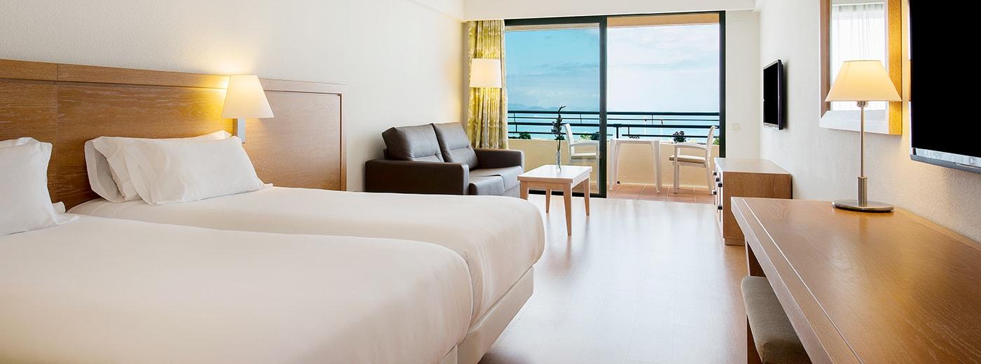 Room Hotel Hesperia Playa Dorada
