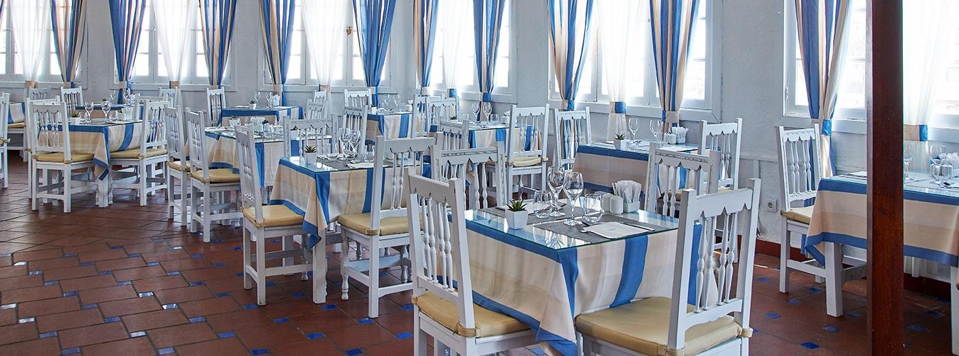 Restaurant de l'Hotel Hesperia Bristol Playa