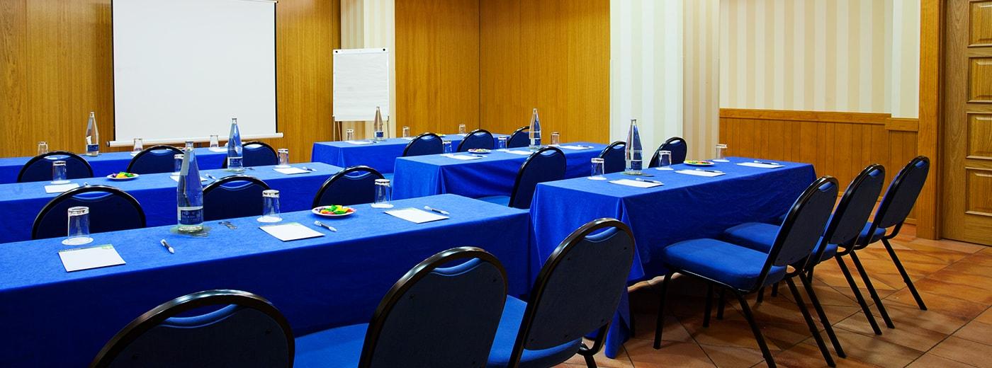Sala de l'Hotel Hesperia Toledo