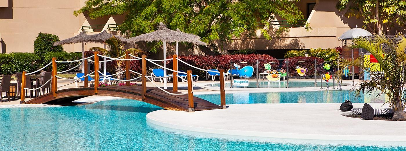 Pool Hesperia Playa Dorada Hotel