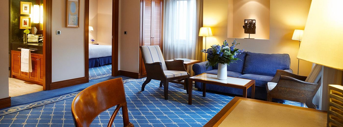 Room Hotel Hesperia Madrid