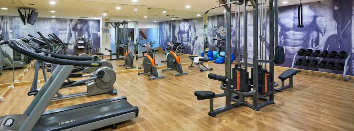 Gym Hotel Hesperia Playa Dorada