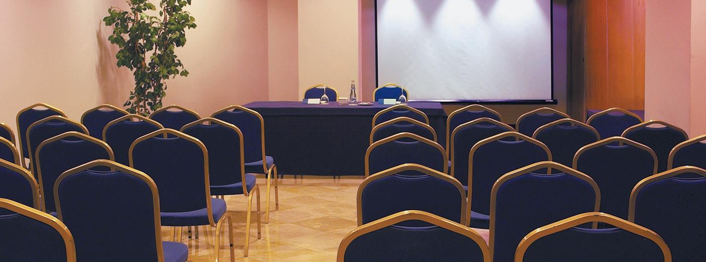 Sala de l'Hotel Hesperia Zaragoza Centre