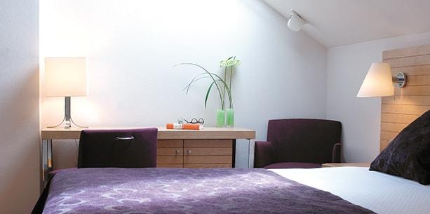 Habitació de l'Hotel Hesperia Zaragoza Centre