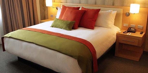 Hesperia Hotel room Maracay