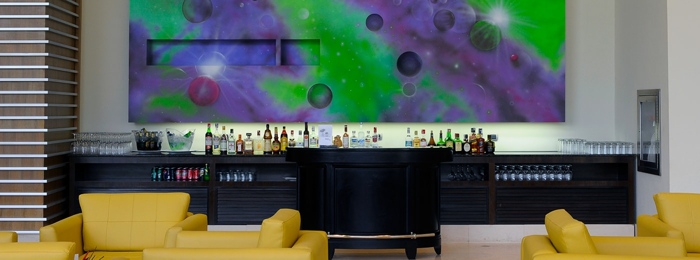 Bar Hotel Hesperia WTC Valencia