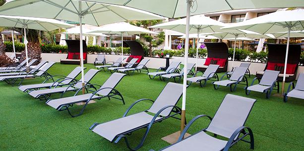 Bar Velero del Hotel Hesperia Playa Dorada