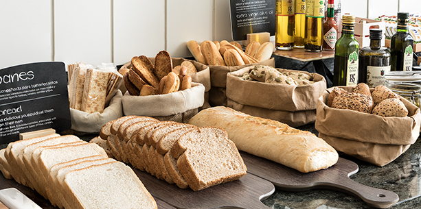 Esmorzar de l'Hotel Hesperia Murcia Centre