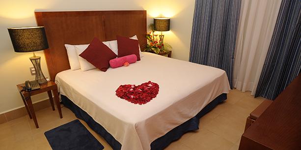 Habitació Premium Suite de l'Hotel Hesperia Edén Club