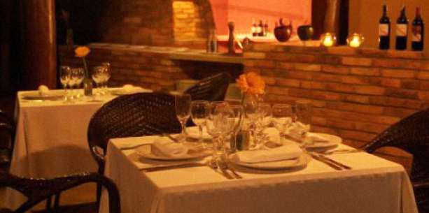 Restaurant de l'Hotel Hesperia Edén Club