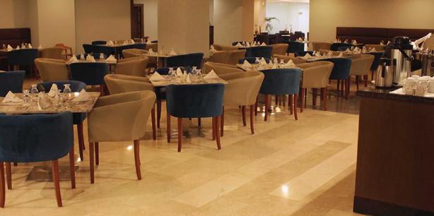 Hesperia Hotel restaurant Maracay
