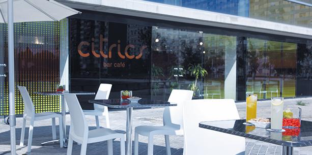 Bar Hotel Hesperia Fira Suites Barcelona