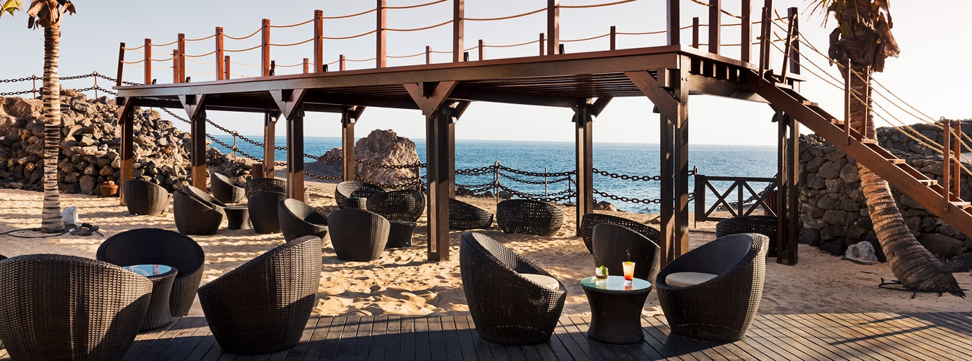 Hesperia Lanzarote Hotel restaurant