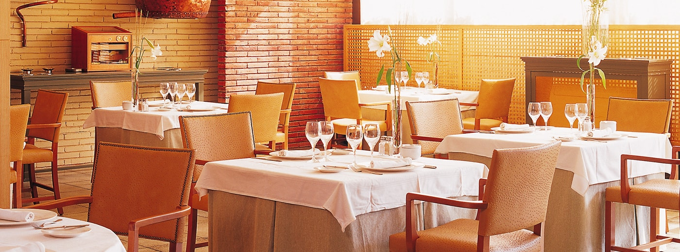Restaurant Hesperia Sant Just Barcelona