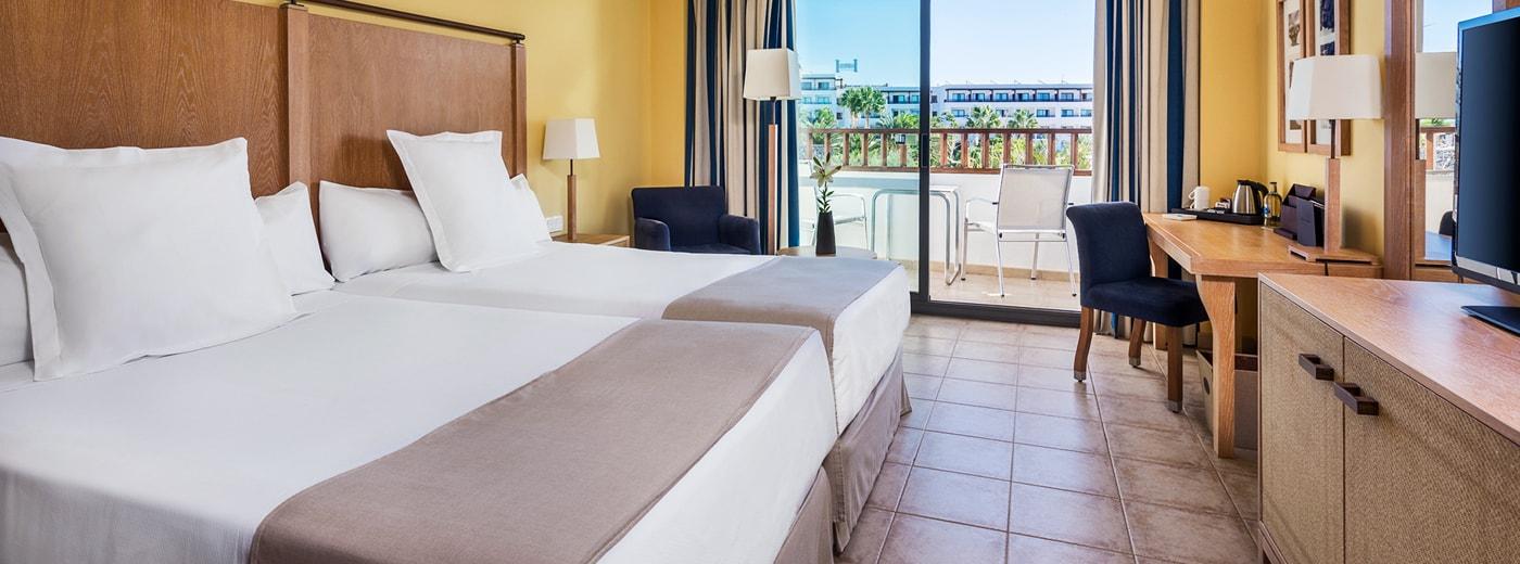 Habitació de l'Hotel Hesperia Lanzarote