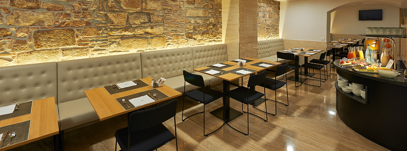Restaurant Hotel Hesperia Barcelona Barri Goti