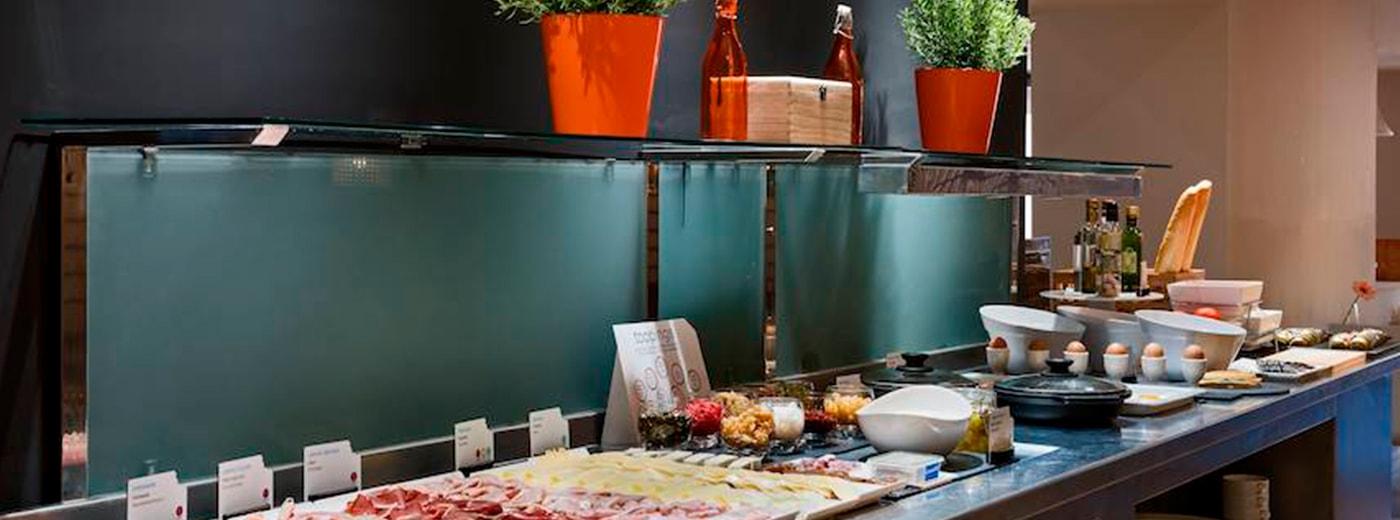 Restaurant de l'Hotel Hesperia Cuideu de Mallorca