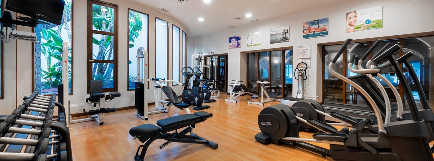 Hesperia Lanzarote Hotel gym