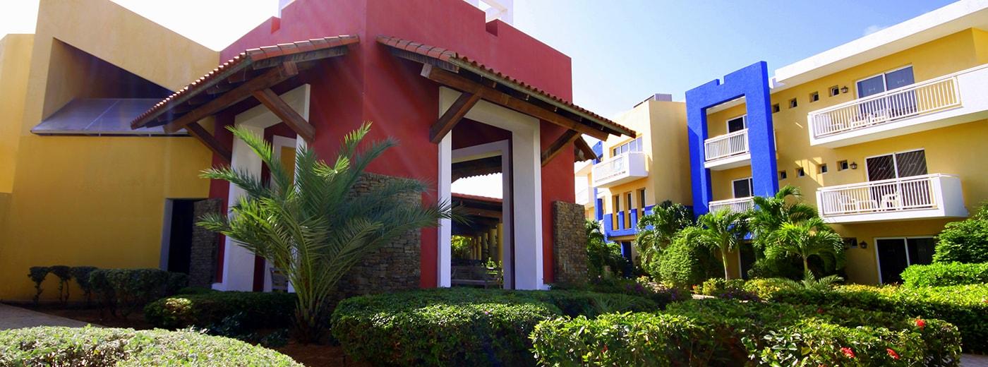 The Hesperia Playa El Agua Hotel
