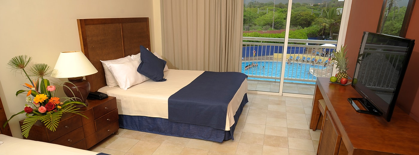 Habitación del Hotel Hesperia Playa El Agua