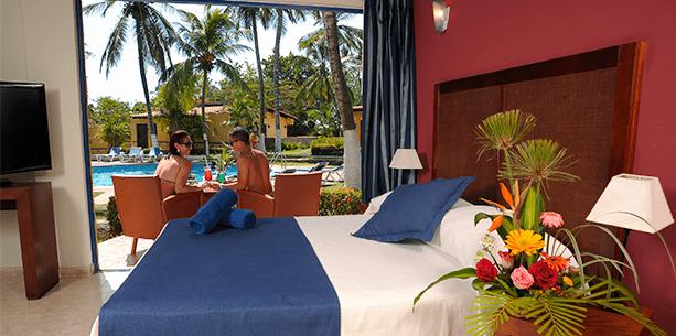 Room Hotel Hesperia Playa El Agua