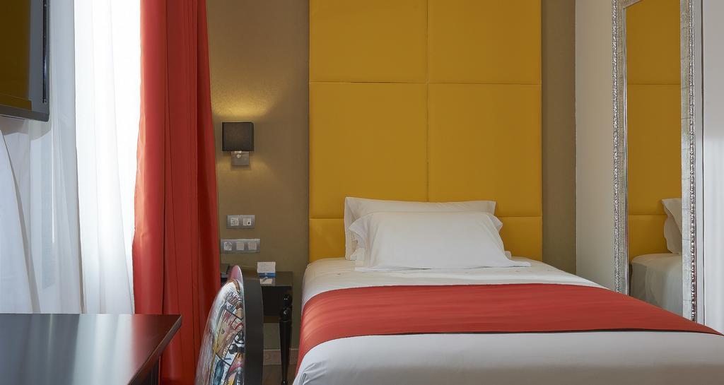 Habitación individual del Hotel Barcelona Barri Gotic