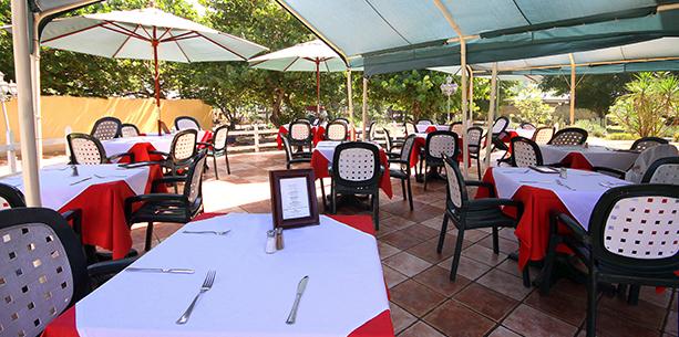 Restaurant Hotel Hesperia Playa El Agua