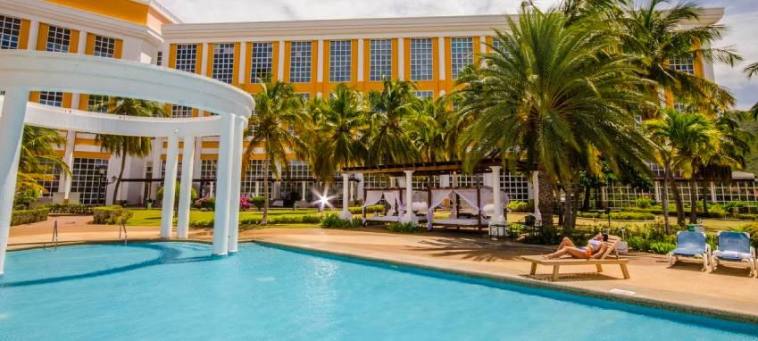 Pool Hotel Hesperia Isla Margarita