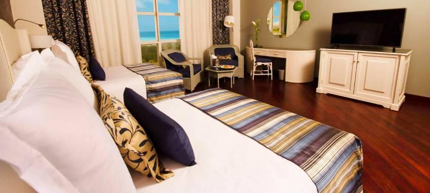 habitación del Hotel Hesperia Isla Margarita