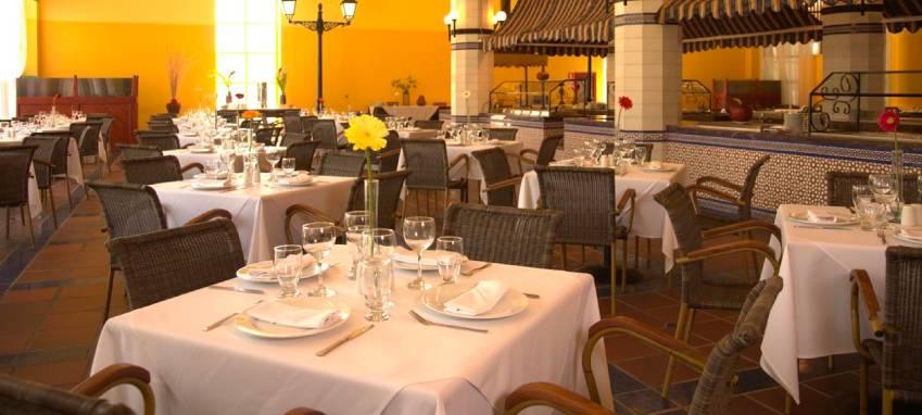 Restaurante del Hotel Hesperia Isla Margarita