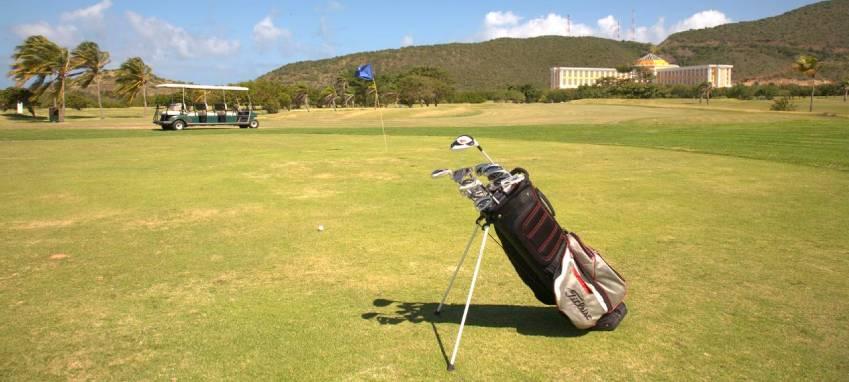 Campo de Golf del Hotel Hesperia Isla Margarita