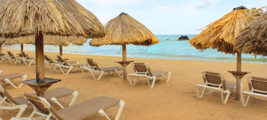 Playa del Hotel Hesperia Isla Margarita