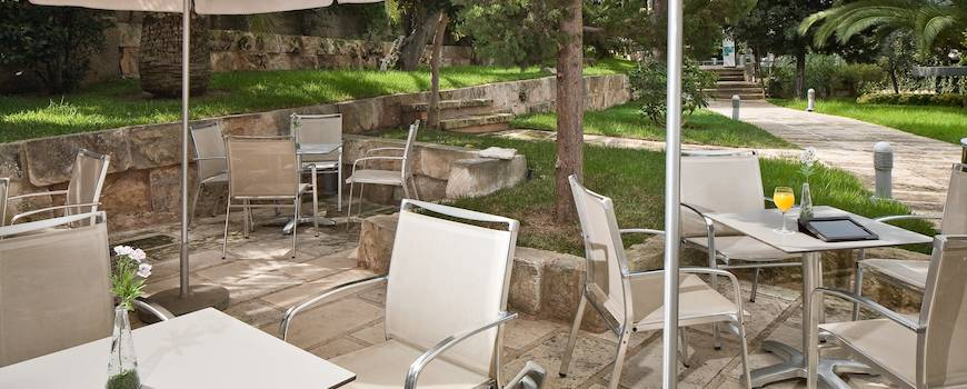 Restaurant de l'Hotel Hesperia Ciutat de Mallorca